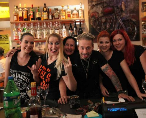Ibis das Rock Cafe in Villach
