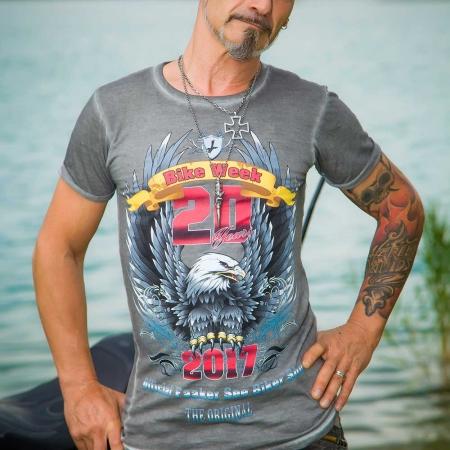 Das Official Faker See vintage Biker Shirt 2017